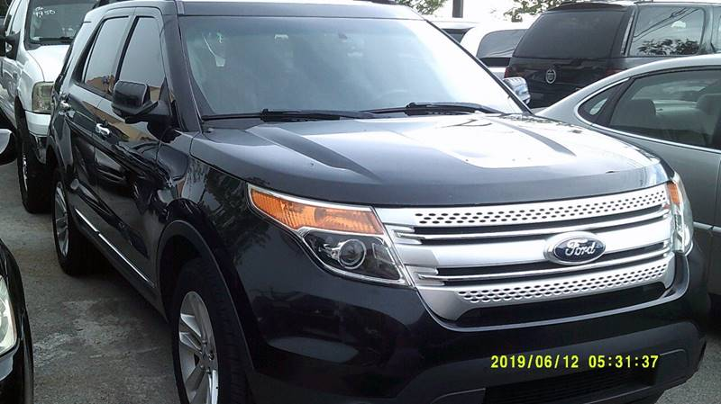 2013 Ford Explorer Awd Xlt 4dr Suv In Deerfield Fl Land