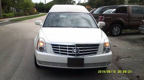 2006 Cadillac Deville Professional for sale in Deerfield, FL