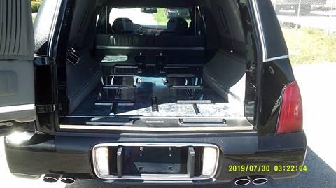 2004 Cadillac Deville Professional