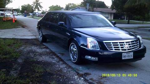 2007 Cadillac Deville Professional for sale in Deerfield, FL