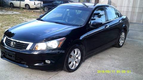 2008 Honda Accord for sale in Deerfield, FL