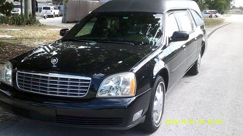 2003 Cadillac Deville Professional