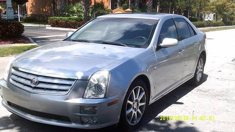2007 Cadillac STS for sale in Deerfield, FL