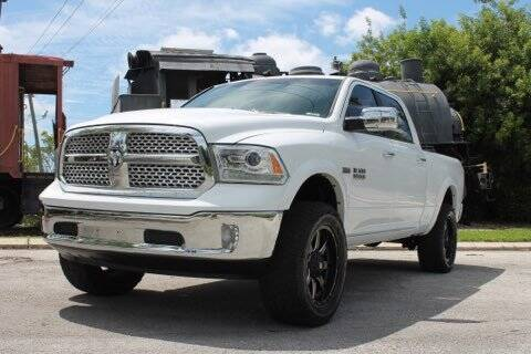 2016 RAM Ram Pickup 1500 for sale at LAND & SEA BROKERS INC in Deerfield FL