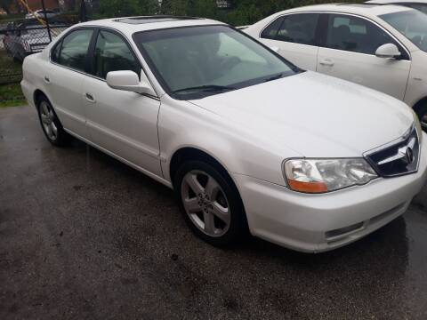 2002 Acura TL for sale at LAND & SEA BROKERS INC in Deerfield FL