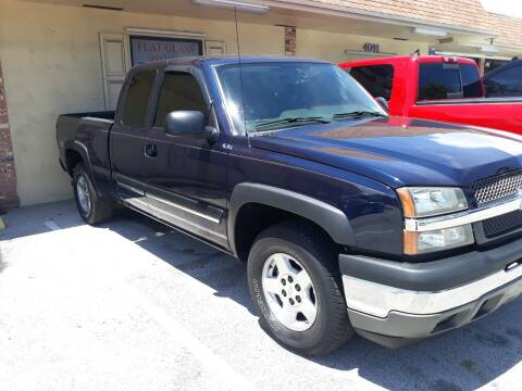 2005 Chevrolet Silverado 1500 for sale at LAND & SEA BROKERS INC in Deerfield FL