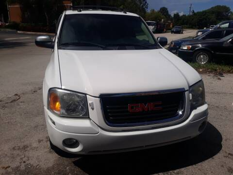 2005 GMC Envoy for sale at LAND & SEA BROKERS INC in Deerfield FL