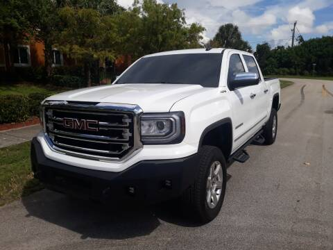 2018 GMC Sierra 1500 for sale at LAND & SEA BROKERS INC in Deerfield FL