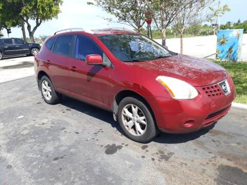 2008 Nissan Rogue for sale at LAND & SEA BROKERS INC in Deerfield FL