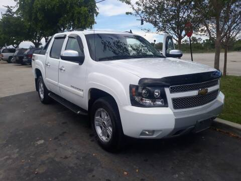 2007 Chevrolet Avalanche for sale at LAND & SEA BROKERS INC in Deerfield FL