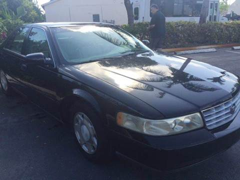 2000 Cadillac Seville for sale in Deerfield, FL