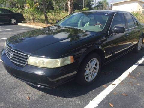 1999 Cadillac Seville for sale in Deerfield, FL