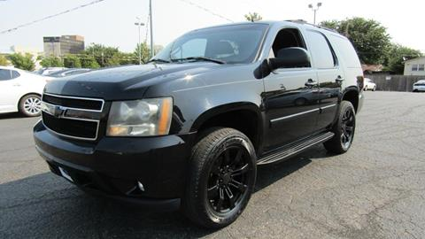 2007 Chevrolet Tahoe for sale in Amarillo, TX