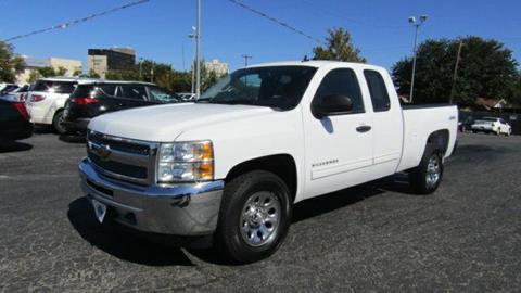 2013 Chevrolet Silverado 1500 for sale in Amarillo, TX