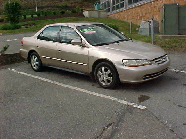 Superb 2002 Honda Accord LX 4dr Sedan   Pittsburgh PA