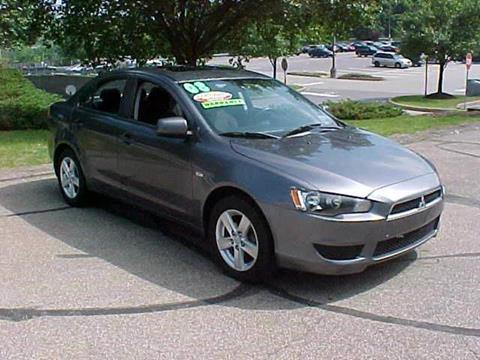 2008 Mitsubishi Lancer for sale at North Hills Auto Mall in Pittsburgh PA
