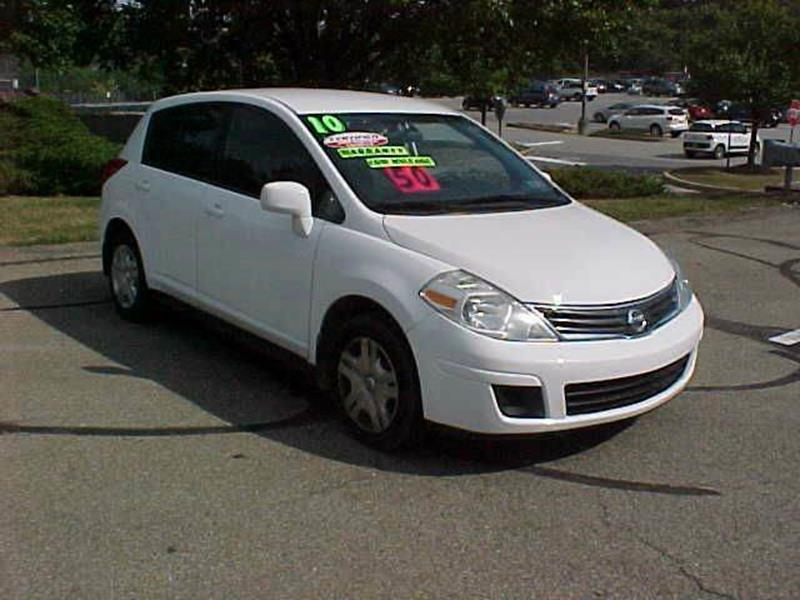2010 Nissan Versa for sale at North Hills Auto Mall in Pittsburgh PA