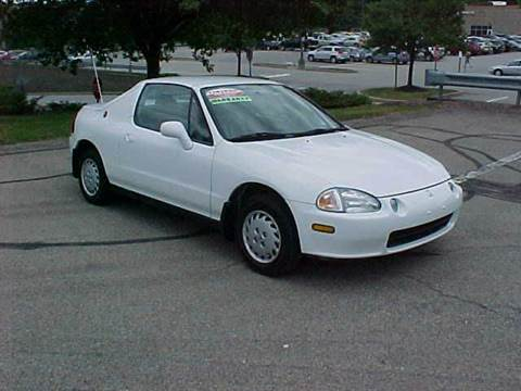 1993 Honda Civic Del Sol For Sale In Pittsburgh, PA