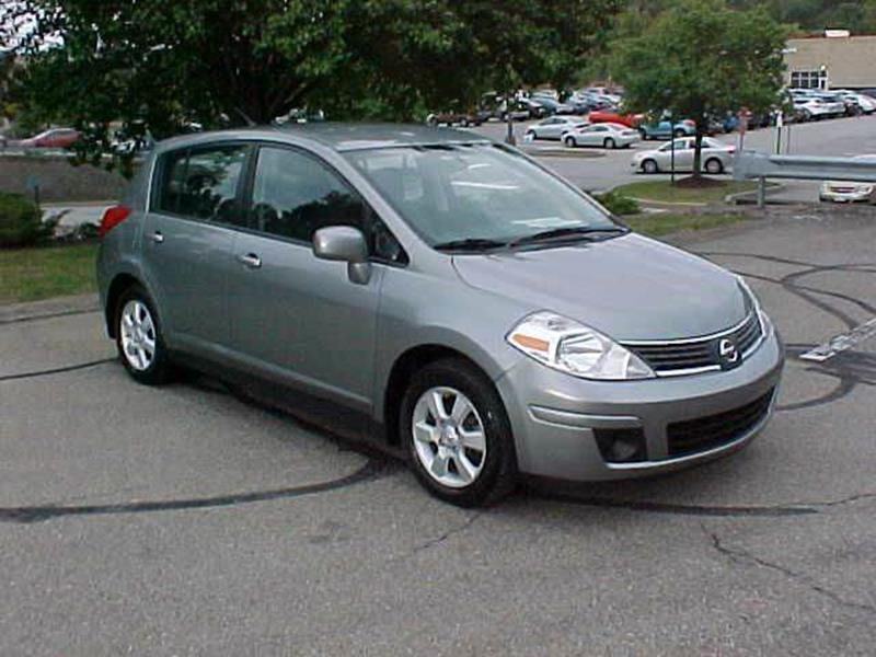 2008 Nissan Versa for sale at North Hills Auto Mall in Pittsburgh PA