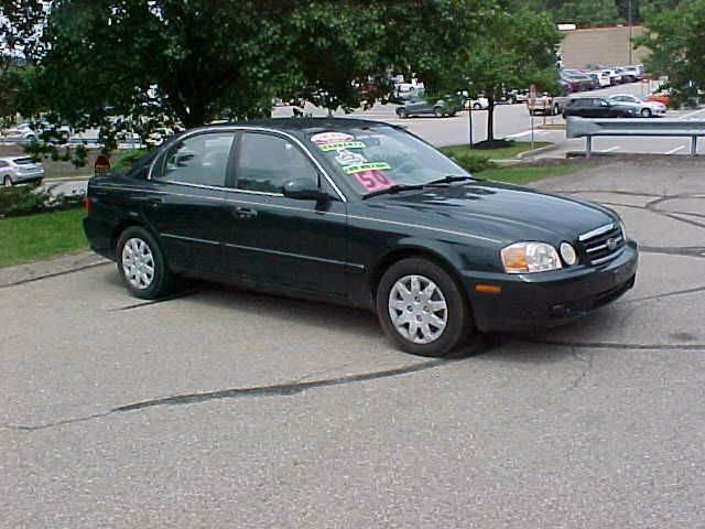 Elegant 2004 Kia Optima EX 4dr Sedan   Pittsburgh PA