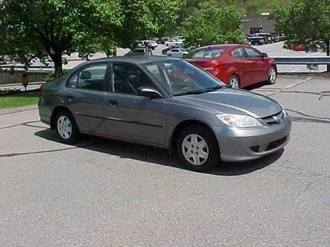 Honda Civic For Sale >> 2005 Honda Civic For Sale In Pittsburgh Pa Carsforsale Com