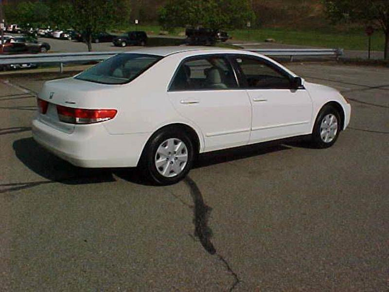 2003 Honda Accord LX 4dr Sedan - Pittsburgh PA