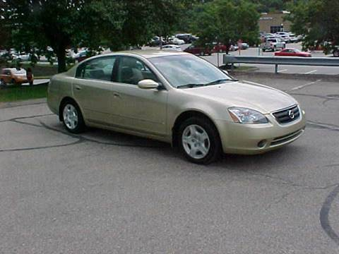 certified 2004 nissan altima for sale in iowa. Black Bedroom Furniture Sets. Home Design Ideas