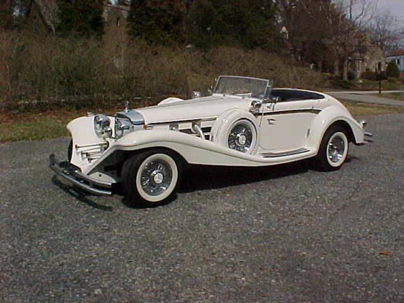 1936 Mercedes Benz 500 Class 540k Roadster In Pittsburgh Pa North