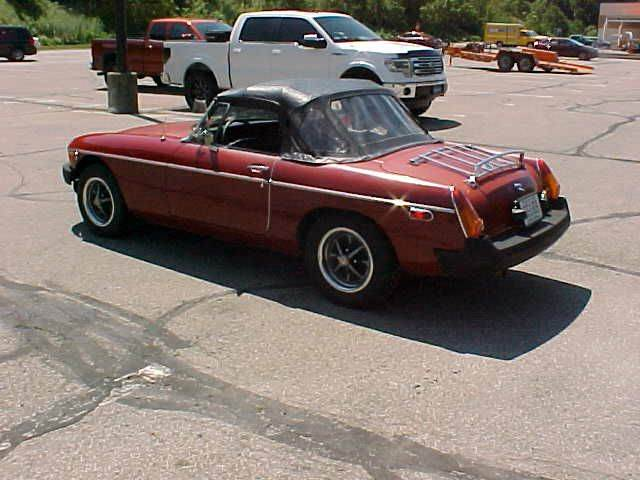 1979 Mg Mgb CONVERTIBLE In Pittsburgh PA