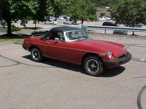 1979 MG MGB for sale in Pittsburgh, PA