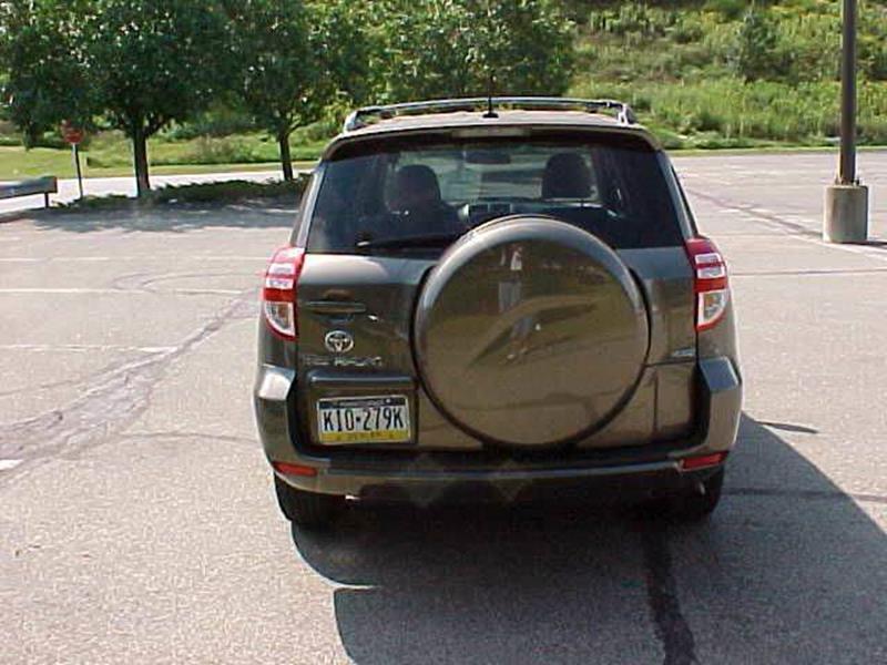 2010 Toyota Rav4 4x4 4dr SUV In Pittsburgh PA - North Hills