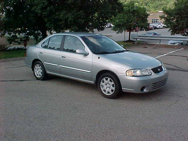 2002 nissan sentra gxe 4dr sedan in pittsburgh pa - north hills auto