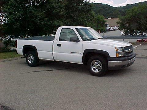 2004 Chevrolet Silverado 1500 for sale in Pittsburgh, PA