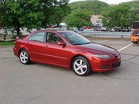 2007 Mazda MAZDA6 for sale at North Hills Auto Mall in Pittsburgh PA