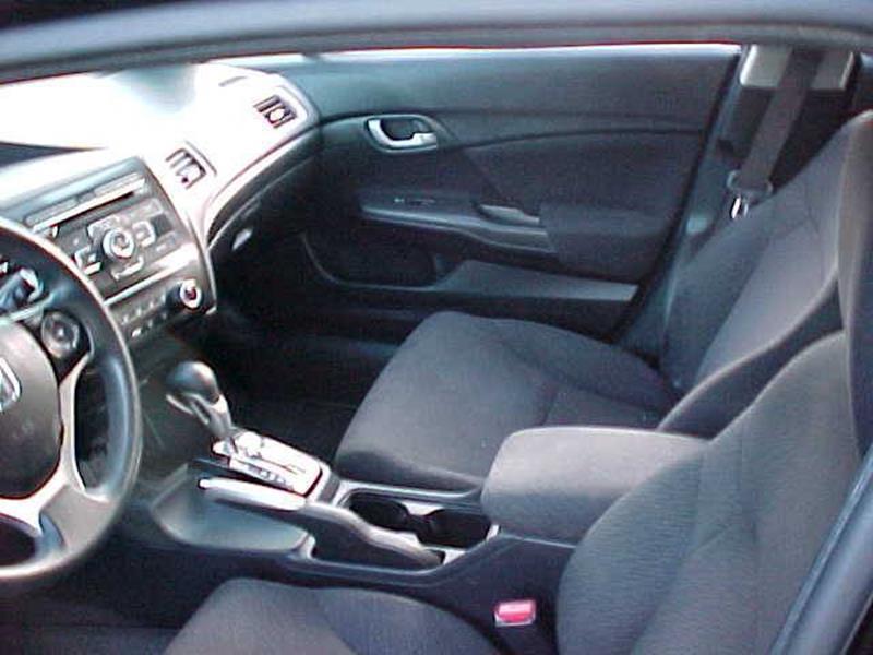 2013 Honda Civic LX 4dr Sedan 5A - Pittsburgh PA