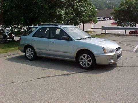 2005 Subaru Impreza For Sale In Dearborn Heights Mi Carsforsale Com