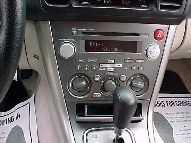 2007 Subaru Legacy AWD 2.5i 4dr Sedan (2.5L F4 4A) - Pittsburgh PA