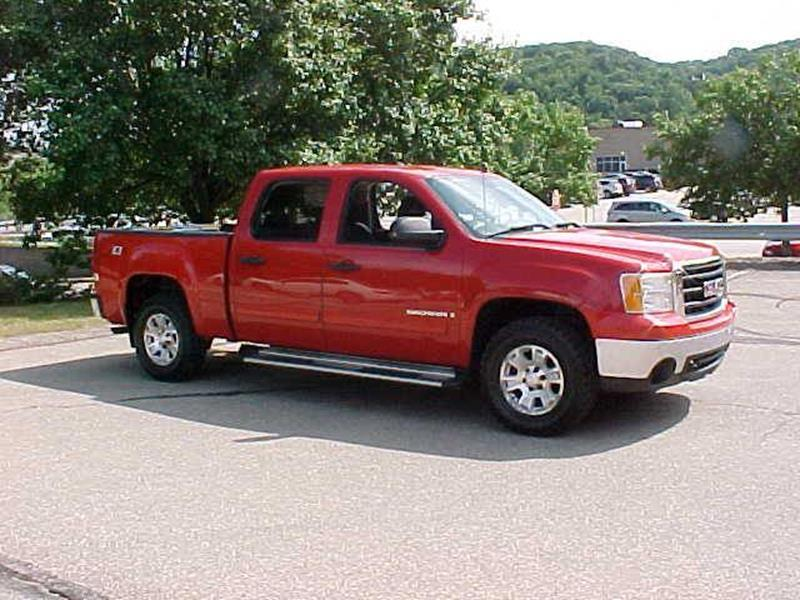 2008 GMC Sierra 1500 for sale at North Hills Auto Mall in Pittsburgh PA