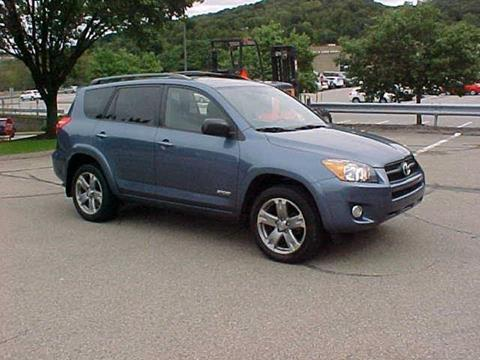 2009 Toyota RAV4 for sale at North Hills Auto Mall in Pittsburgh PA