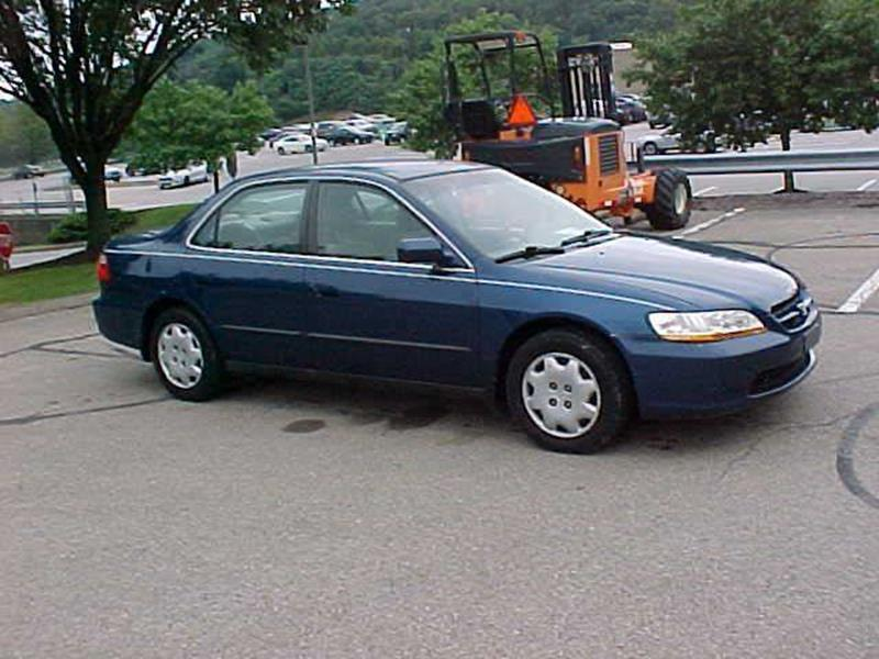 North Hills Auto Mall >> 1998 Honda Accord Lx 4dr Sedan In Pittsburgh Pa North
