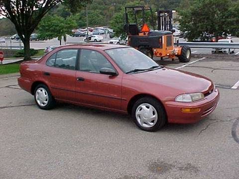 1997 GEO Prizm for sale in Pittsburgh, PA