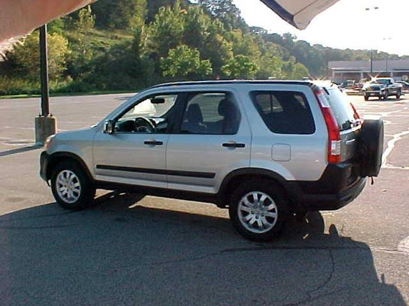 2006 Honda CR-V AWD EX 4dr SUV w/Manual - Pittsburgh PA