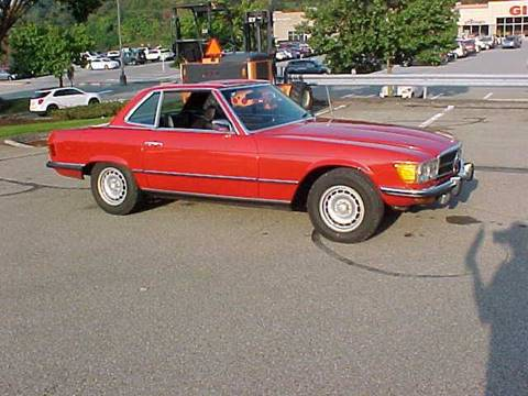 1973 Mercedes Benz 450 SL For Sale In Pittsburgh, PA