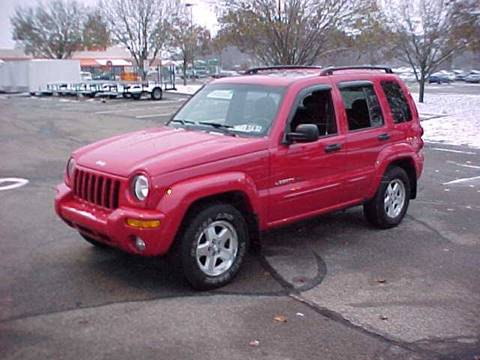 2003 Jeep Liberty for sale in Pittsburgh, PA