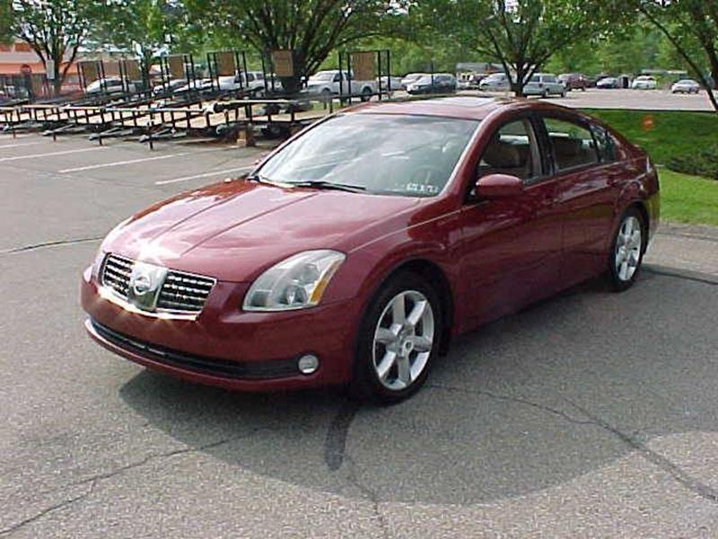 2006 Nissan Maxima 3.5 SL 4dr Sedan - Pittsburgh PA
