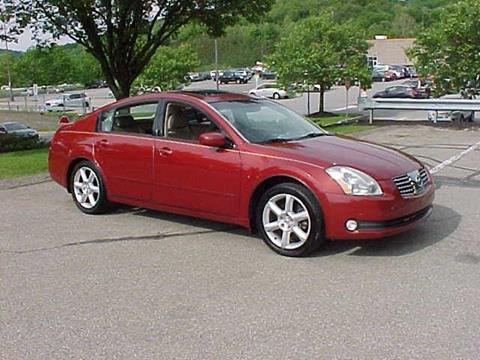 2006 Nissan Maxima for sale at North Hills Auto Mall in Pittsburgh PA
