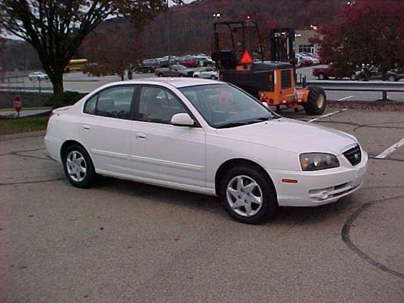 2005 Hyundai Elantra GLS 4dr Sedan - Pittsburgh PA