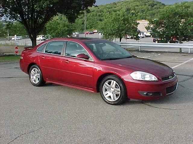 2011 Chevrolet Impala LT 4dr Sedan In Pittsburgh PA - North Hills
