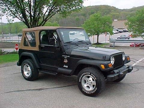 2000 Jeep Wrangler for sale in Pittsburgh, PA