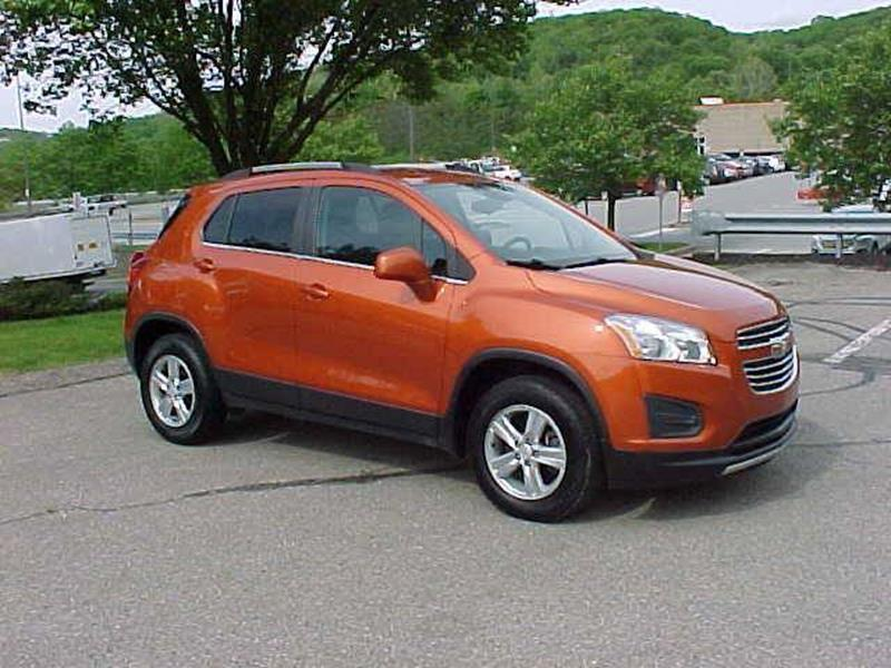 2015 Chevrolet Trax for sale at North Hills Auto Mall in Pittsburgh PA